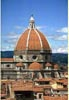 The dome of the Cathedral, Florence