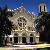 [Trinity Episcopal Cathedral, Miami<]
