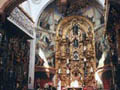 Interior of the Church of La Ensenanza, Mexico City