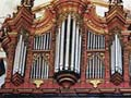 Schleig and Soehne organ at Santo Domingo, Mexico City